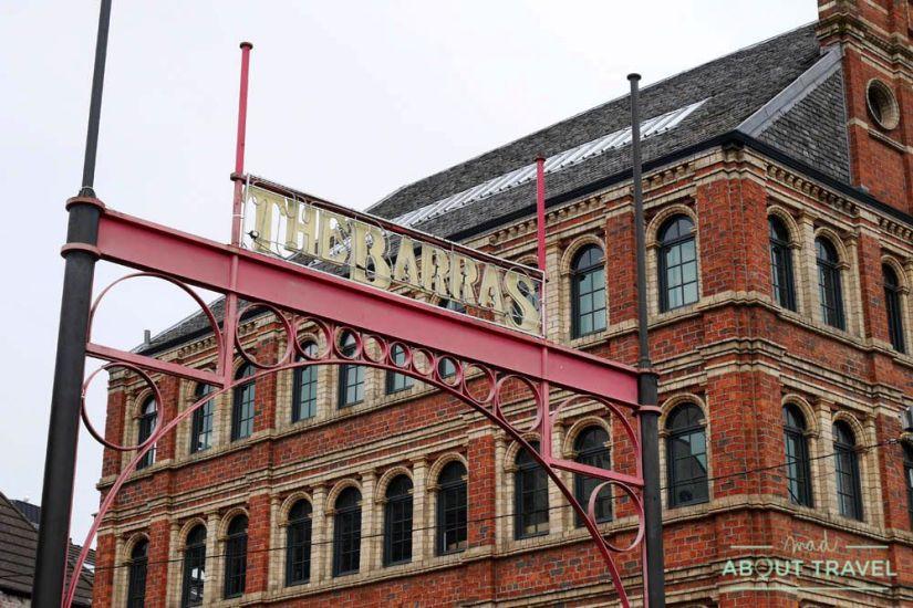 Mercadillo The Barras en Glasgow