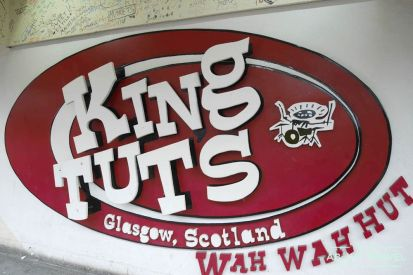 King Tuts venue Glasgow