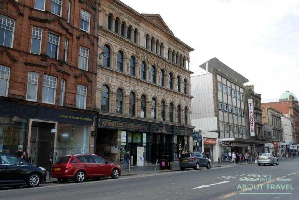 Britannia Panopticon Music Hall in Glasgow
