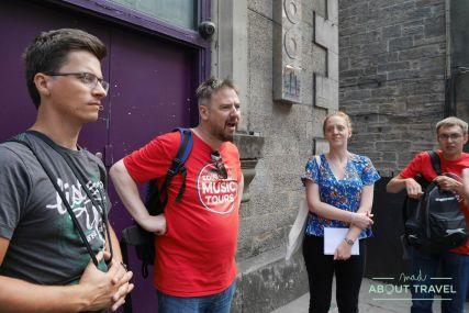 Edinburgh Music Tour