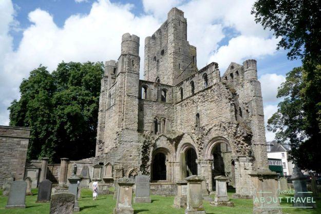 Abadía de Kelso, Borders de Escocia