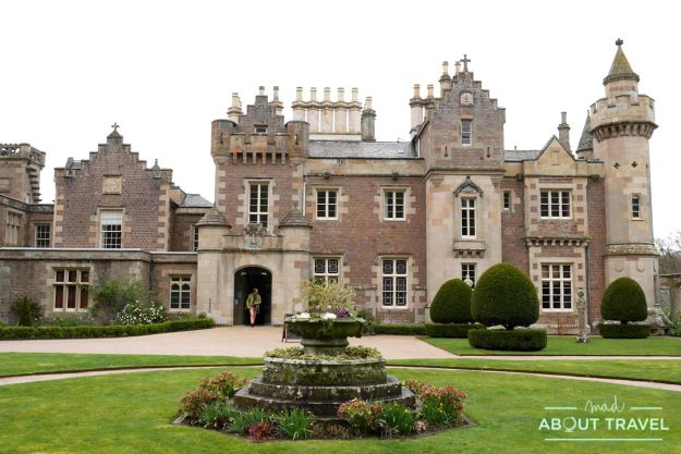 Abbotsford House, Borders de Escocia
