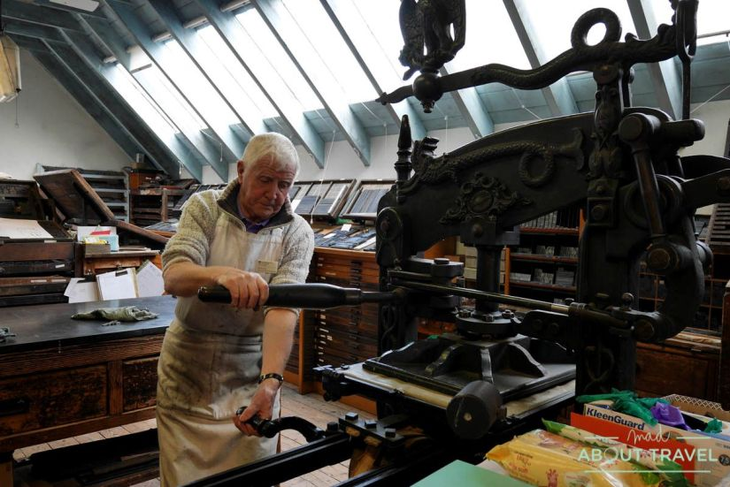 Robert Smail's Printing Works, Borders Escocia