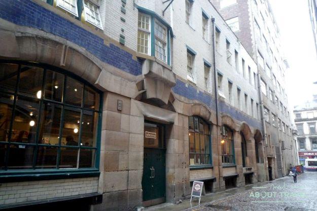 ruta de mackintosh Glasgow: Edificio del Daily Record