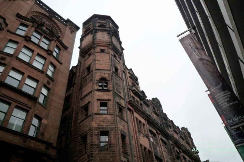 ruta de mackintosh Glasgow: The Lighthouse