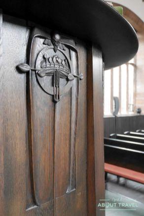 ruta de mackintosh Glasgow: Mackintosh's Queen's Cross