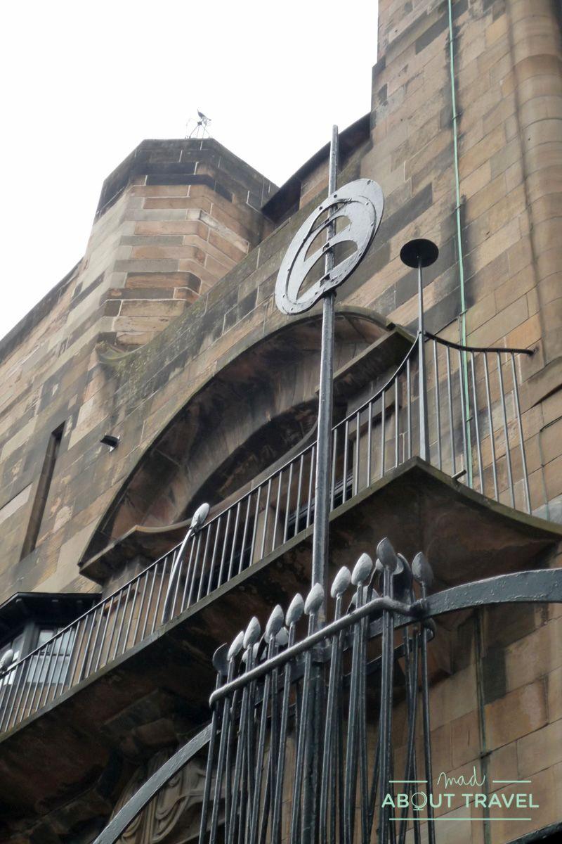 ruta de mackintosh Glasgow: Escuela de Arte de Glasgow