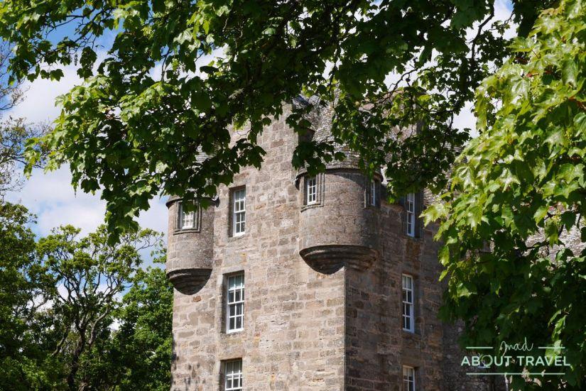 Castillo de Kellie, Escocia