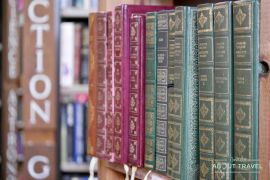 librería barter books, alnwick, northumberland