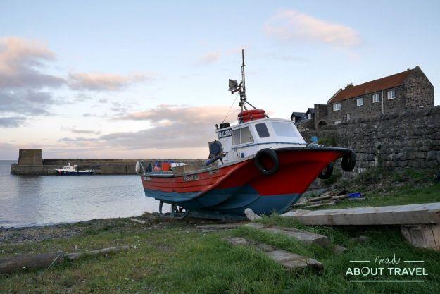 puerto de Craster, Northumberland