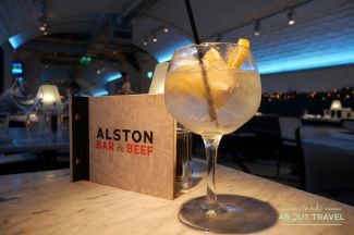 donde comer en glasgow: alston bar & beef