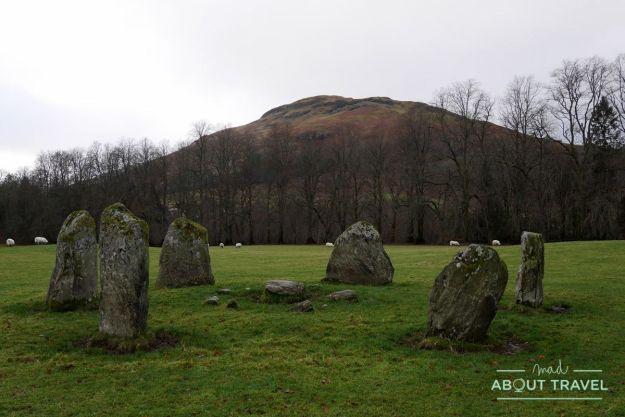 Círculo de piedras de Killin