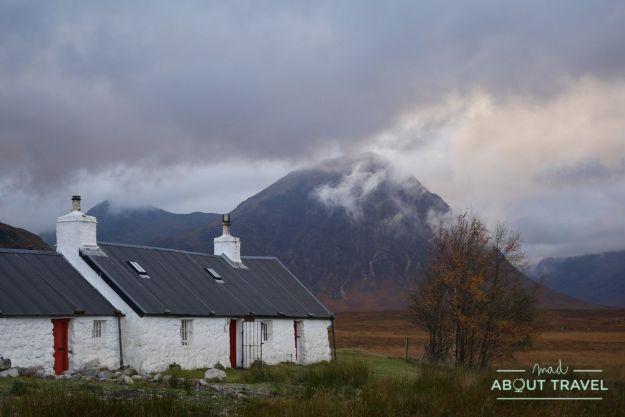 Donde dormir en Glencoe: Blackrock cottage