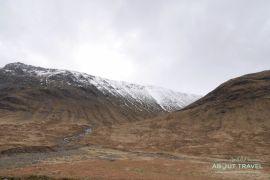 que ver en glencoe: valle de Glen Etive