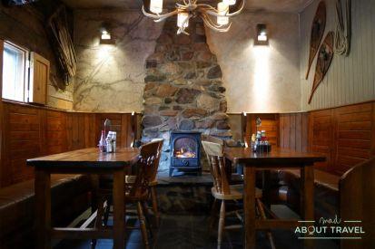 Donde comer en Glencoe: The Clachaig Inn