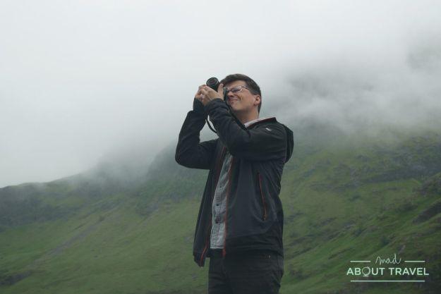 que hacer en glencoe: curso de fotografía