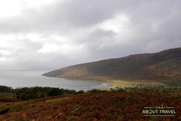 ruta north coast 500: applecross