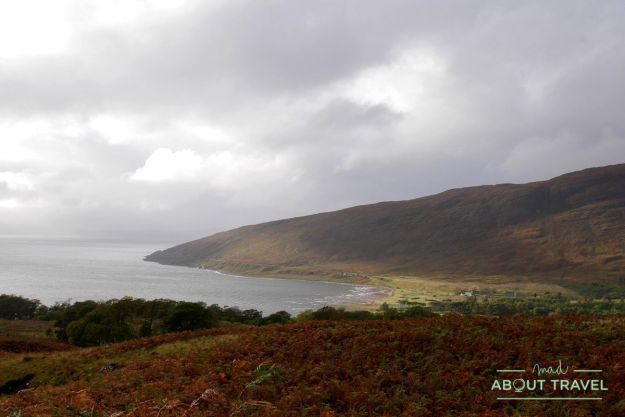 ruta north coast 500: applecross