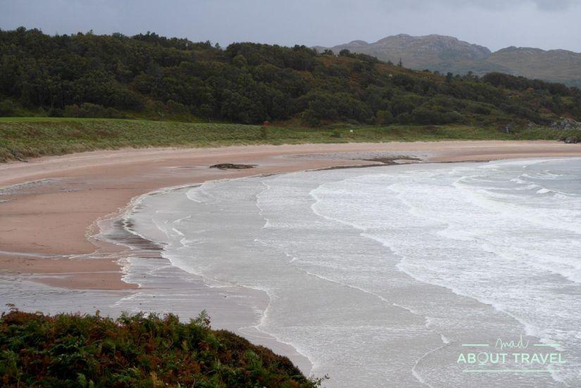 playa de Gairloch, Escocia