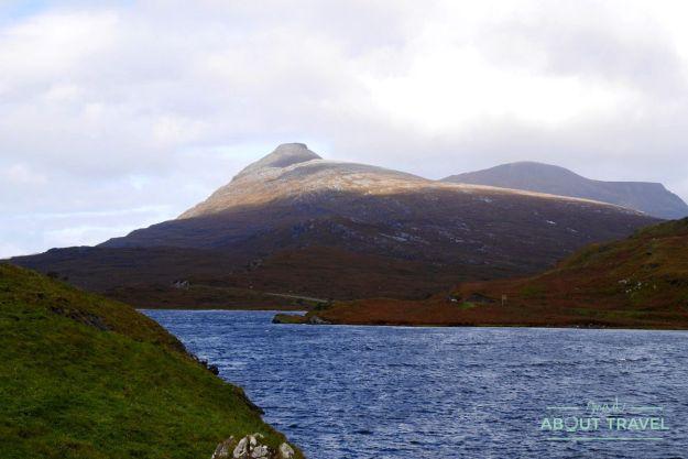 Loch Assynt, Escocia