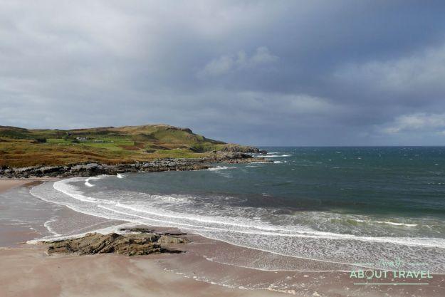 Playa de Achmelvich, Escocia