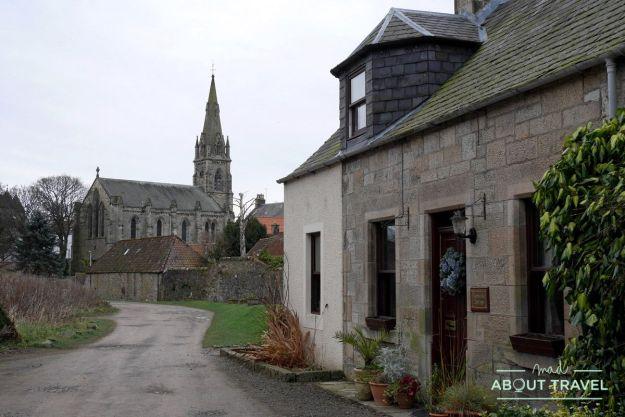 Iglesia parroquial de Falkland