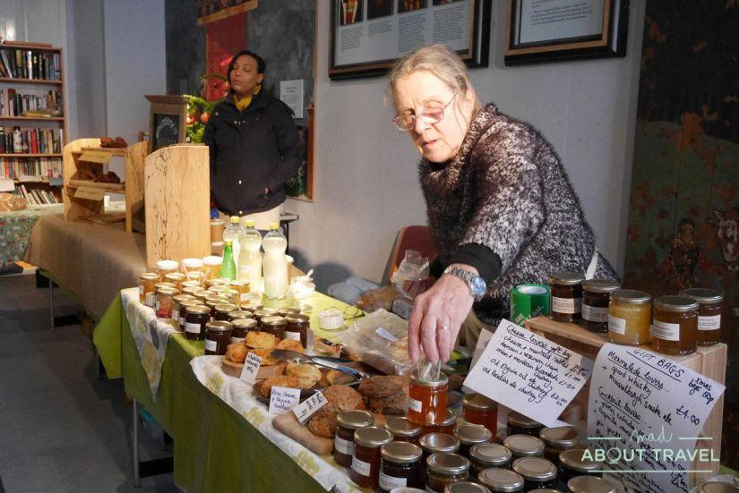 mercado de los domingo en falkland