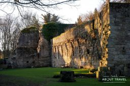 abadía de culross