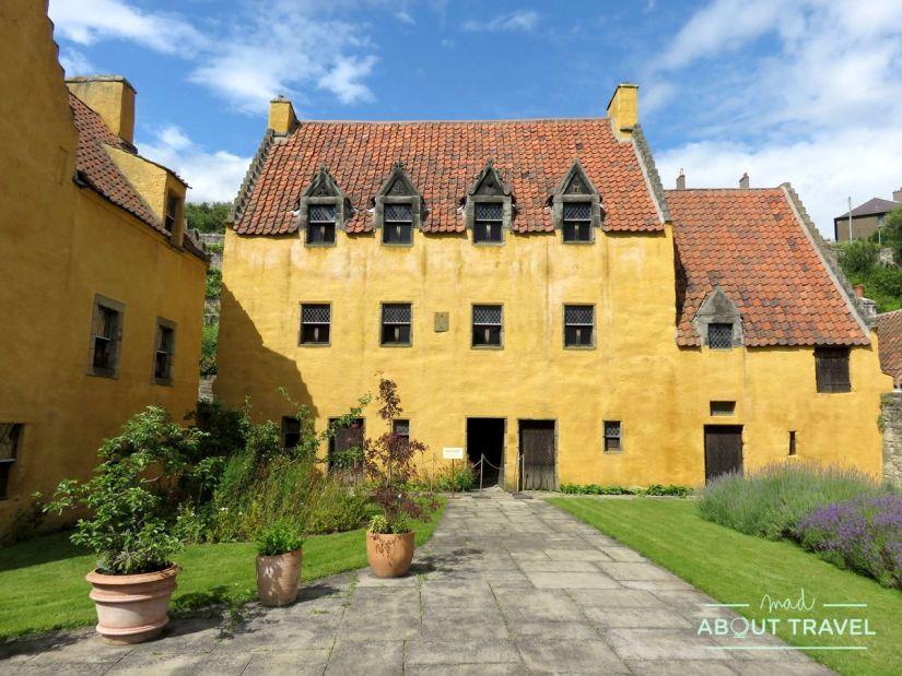 Palacio de Culross