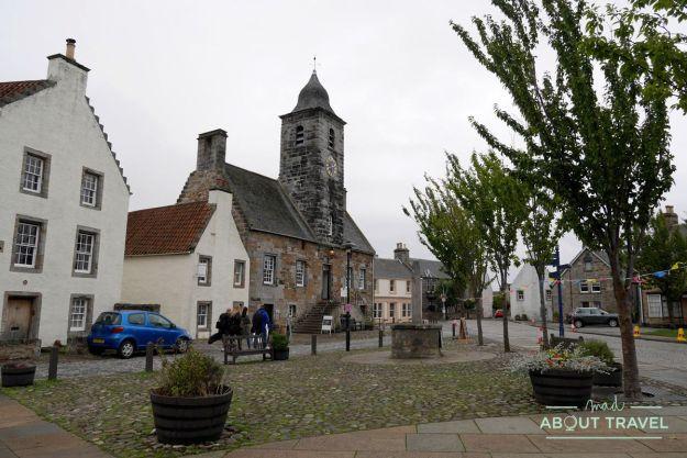 town house culross, fife
