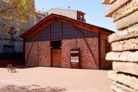 Nau Gaudí en Mataró