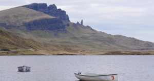 Ruta senderista al Old Man of Storr