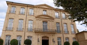 Hotel de Caumont, Aix-en-Provence