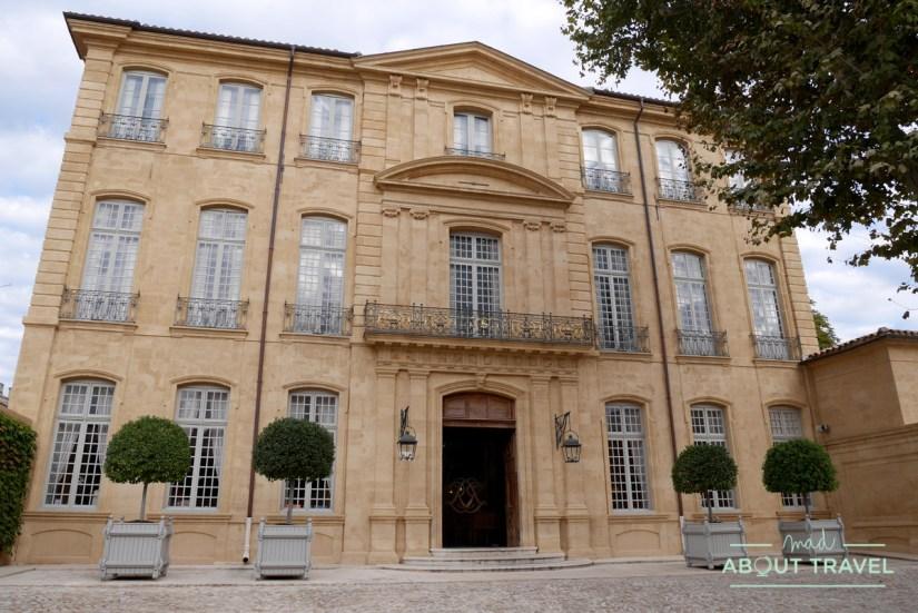 Hotel Caumont, Aix-en-provence