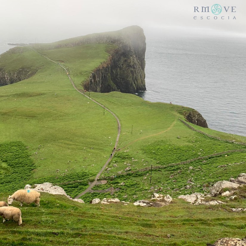 Neist Point Lighthouse, Skye