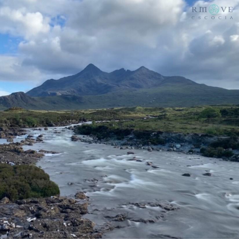 Cordillera de Cuillin, Skye