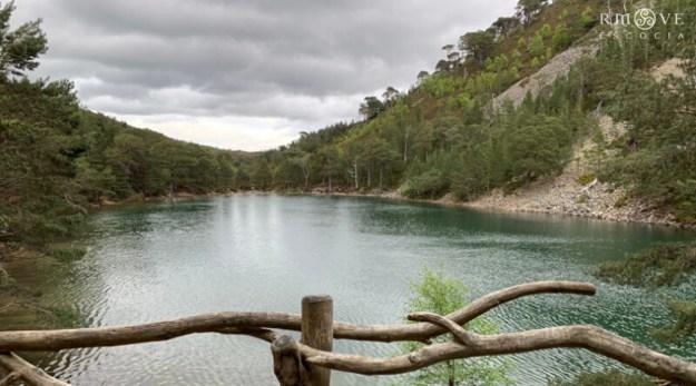 The Lochan Uaine. Reserva de Glen More