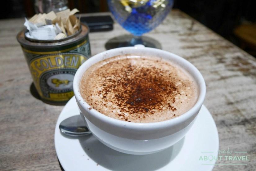 Brambles Café en Inveraray