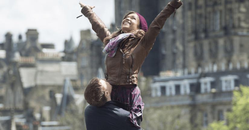 Imagen de la película Amanece en Edimburgo