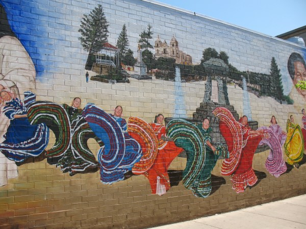 Pilsen Chicago Mural Art