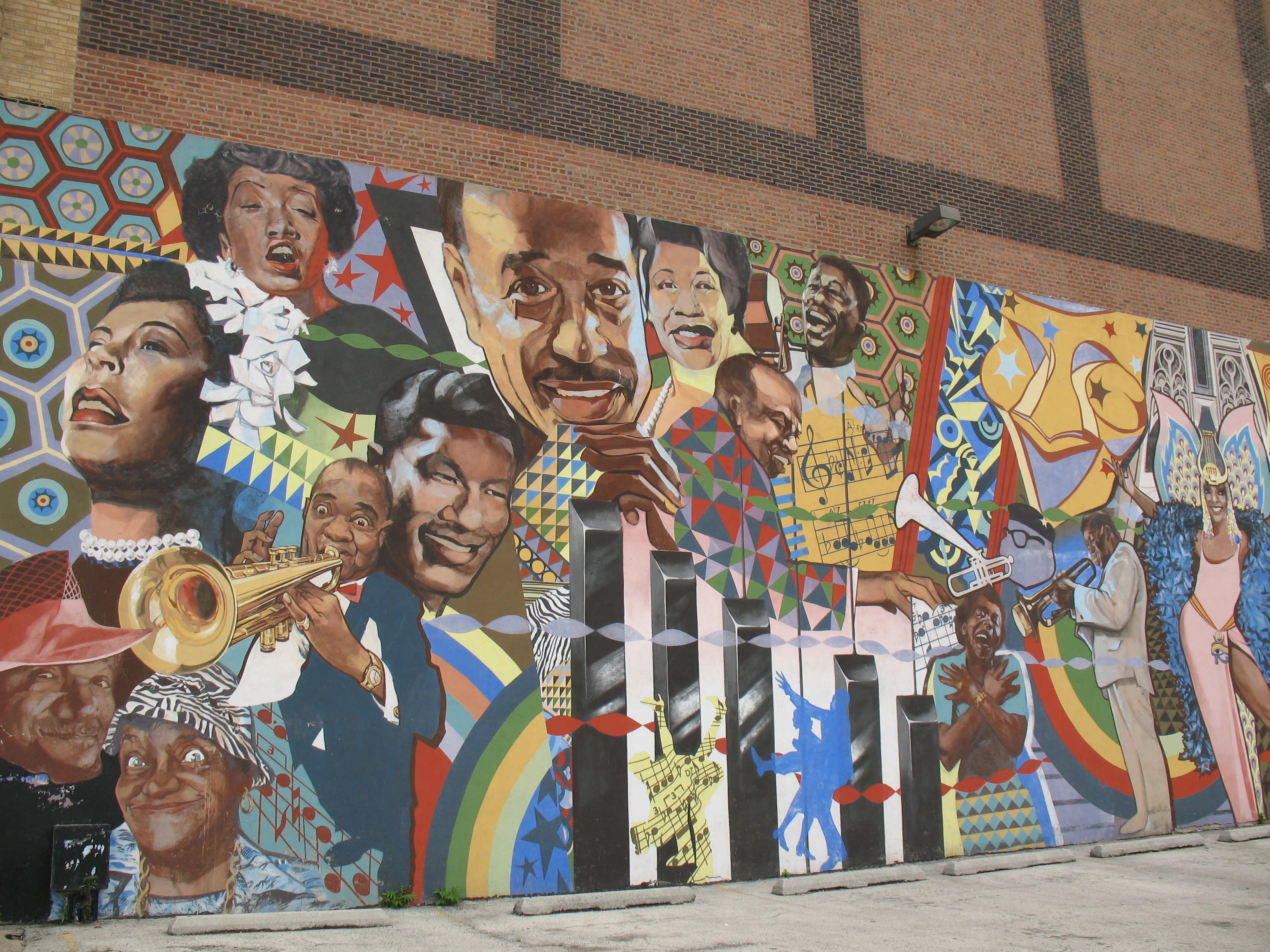 Chicago  Mad About The Mural