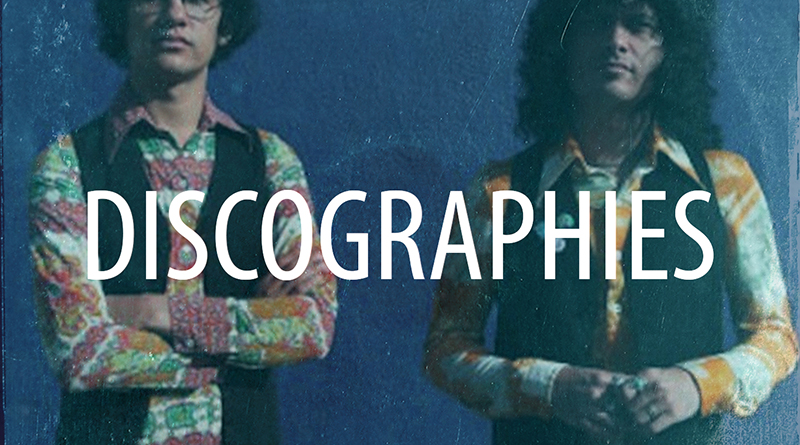 Discographies – The Mars Volta