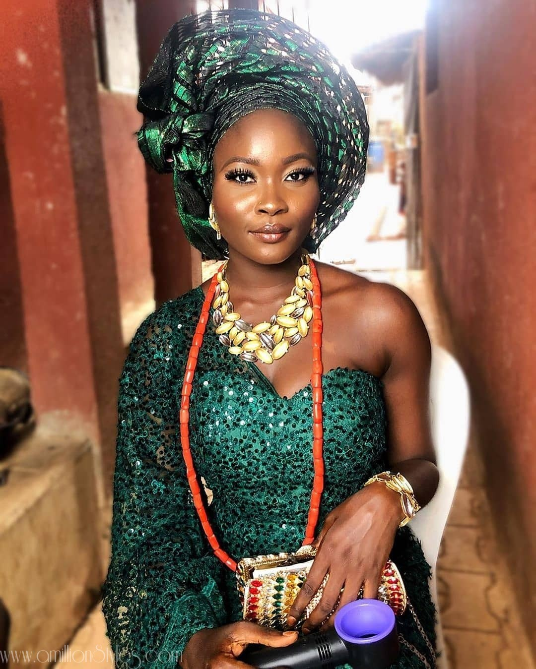 Here Are 10 Spectacular Gele Styles For Your Owambe Outfit