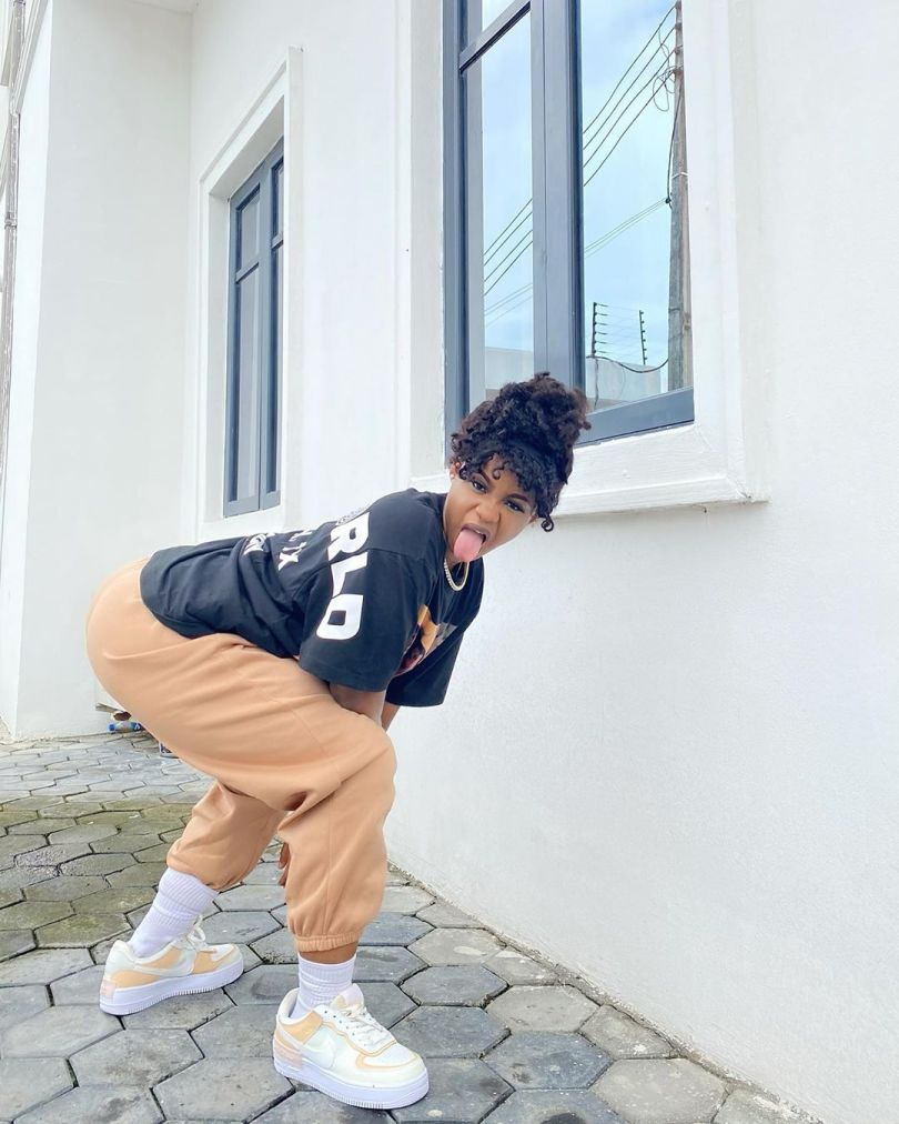 Iyabo Ojo Daughter Priscilla Ojo