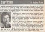 Celebrity Prediction: Emma Thompson
