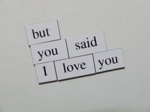 1st Blog - Past Loves