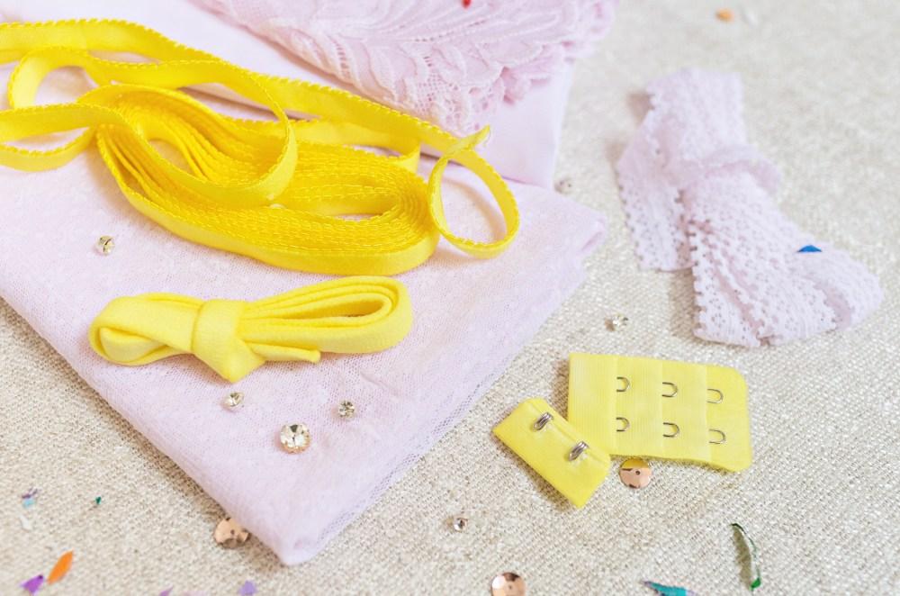 UPDATE! Madalynne x Simplicity 8228 Kits