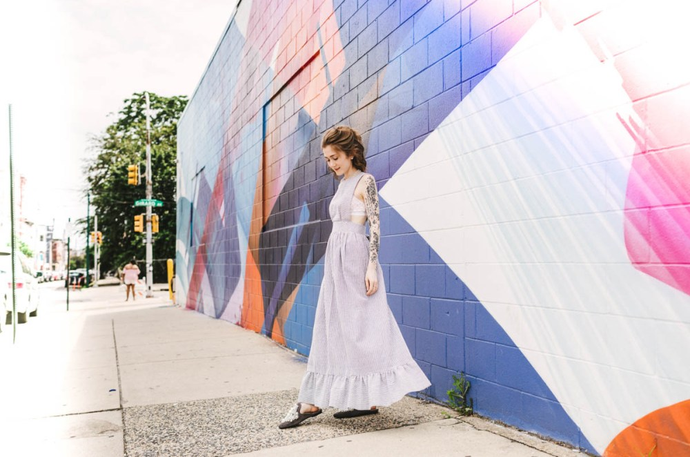 What I Made: A Vintage Inspired Dress
