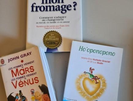3 livres qui ont changé ma vie de femme