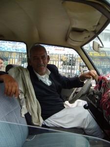 イエメン 運転手